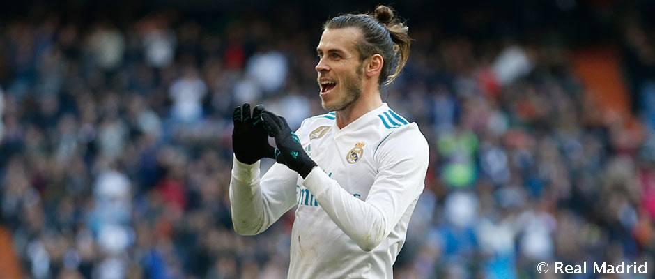 Bale sa nehodlá vzdať madridského dresu