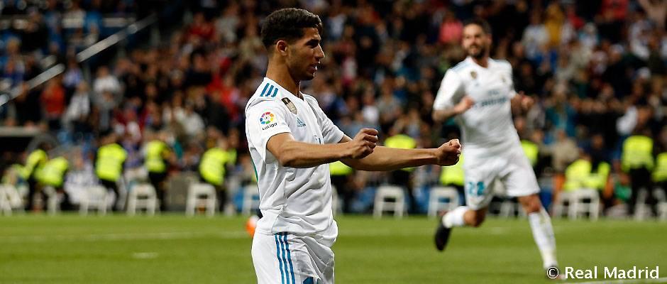 HODNOTENIE HRÁČOV: Real Madrid 6-0 Celta Vigo