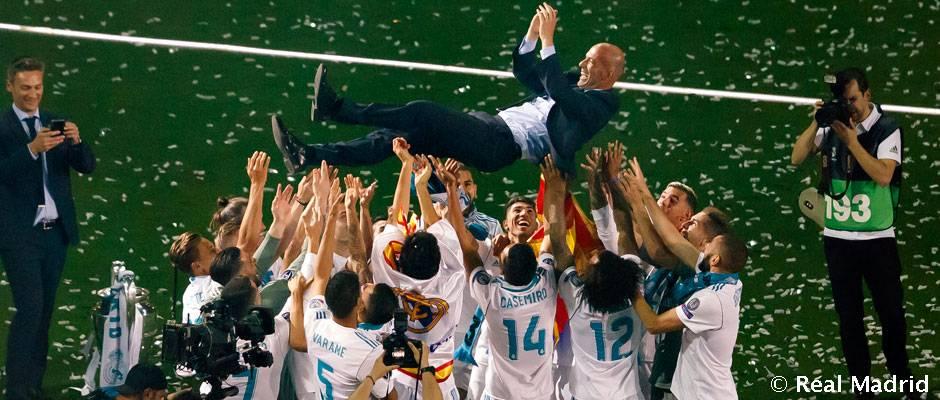 OFICIÁLNE: Zinedine Zidane trénerom Realu Madrid