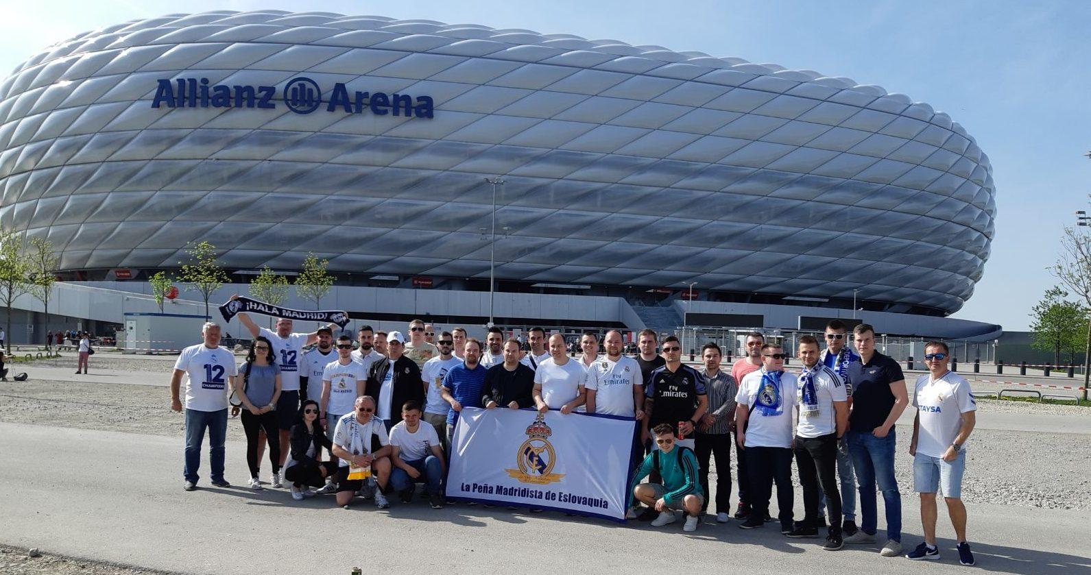 Skvelý zážitok zo semifinále a štvrťfinále Ligy majstrov proti Bayernu a Juventusu