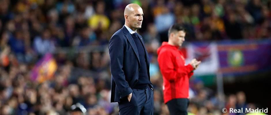 Zidane ešte nevie čo bude ďalej...