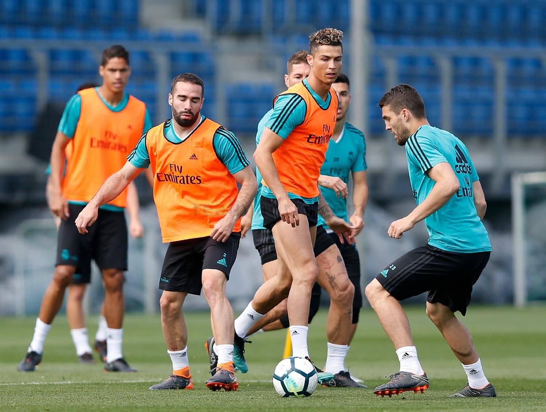 Cristiano Ronaldo a Dani Carvajal späť na trávniku