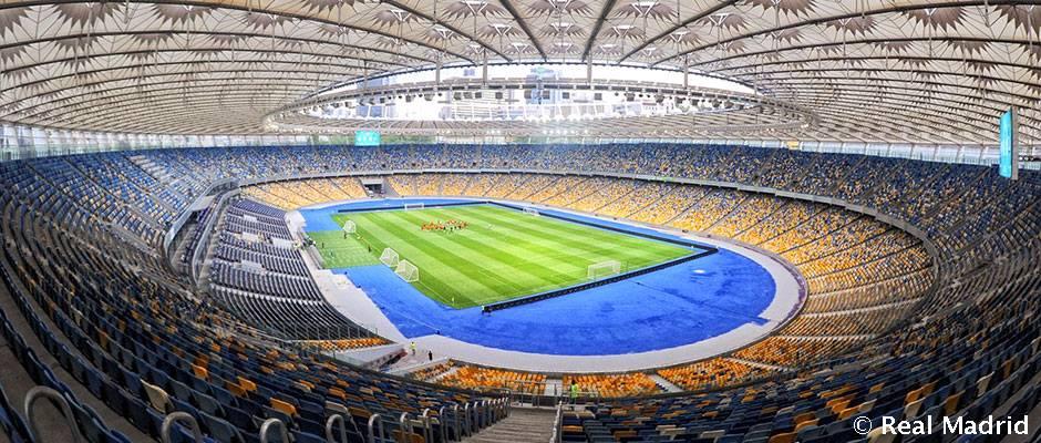 Lístky na finále Ligy majstrov v Kyjeve