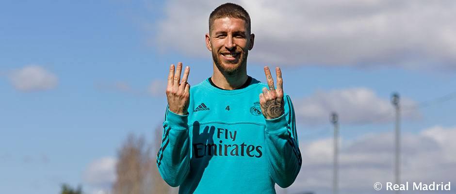 Ramos zakaždým úspešný na Camp Nou