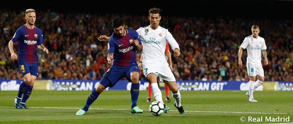 HODNOTENIE HRÁČOV: FC Barcelona 2-2 Real Madrid