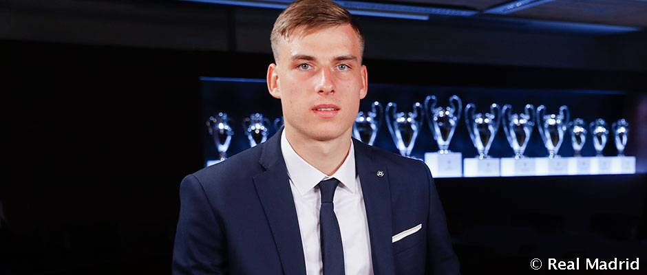 Real Madrid chce zachrániť situáciu s Andriy Luninom ešte do konca sezóny