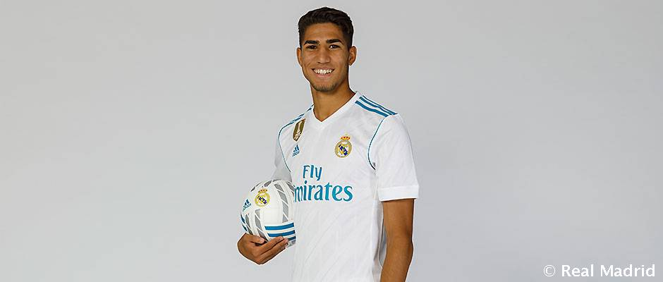 Achraf Hakimi opúšťa Real Madrid