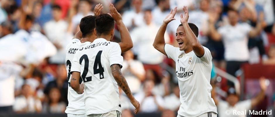 Turné v USA zakončí Real Madrid zápasom proti AS Rím