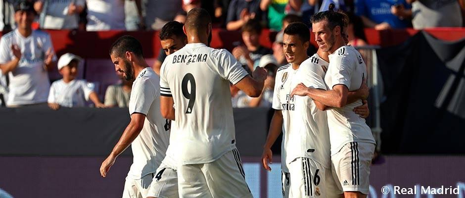 Real vyhral nad Juventusom, dvojgólový Asensio