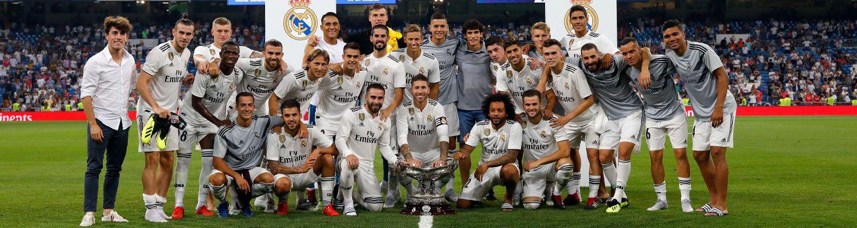 Santiago Bernabéu Trophy: Real Madrid - AC Miláno 3:1