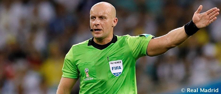 Zápas o európsky Superpohár bude pískať Szymon Marciniak