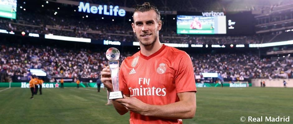 Bale bol hlavným strojcom víťazstva nad Rimanmi