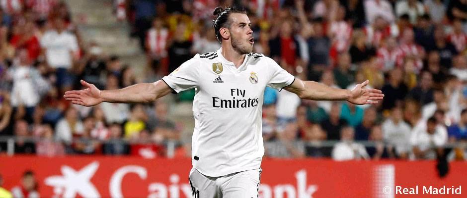 Real Madrid komunikuje s Walesom, madridskému klubu dali prísľub
