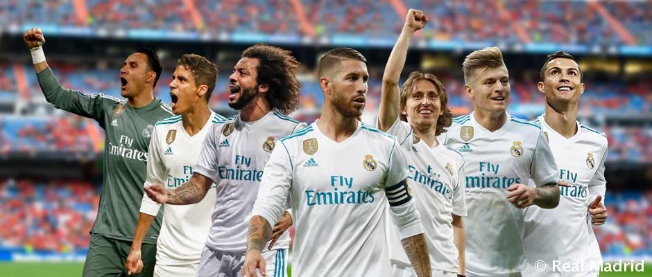 Hráči Realu dominujú v nomináciách na Champions League positional awards