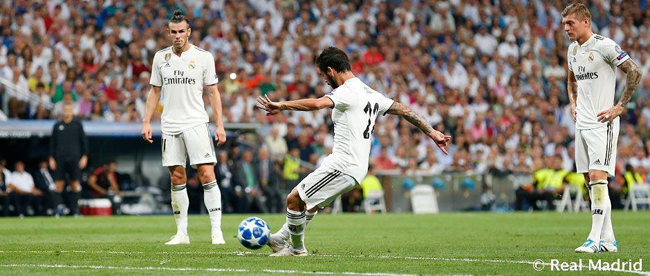 Pravdepodobná zostava Realu Madrid proti Leganés, Isco sa vráti do akcie