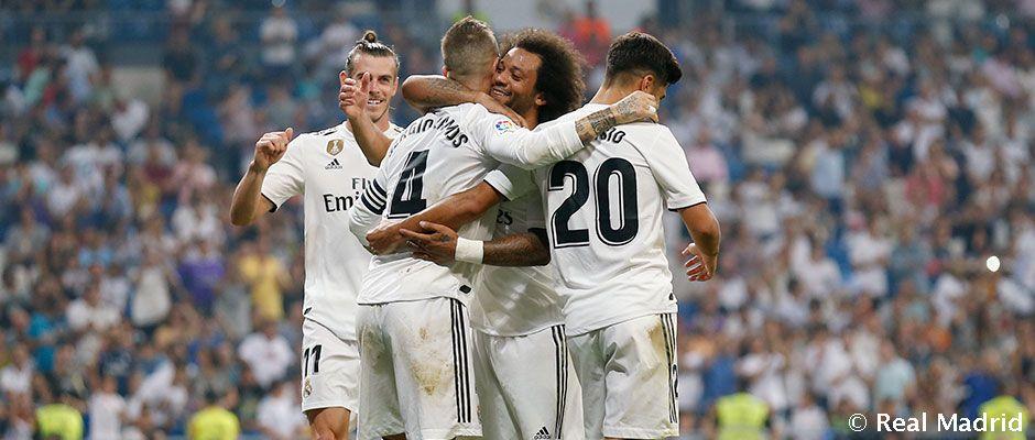 Real Madrid má najstabilnejší tím v Európe