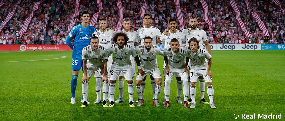 Real Madrid prvýkrát stratil body, s Bilbaom remízoval 1-1