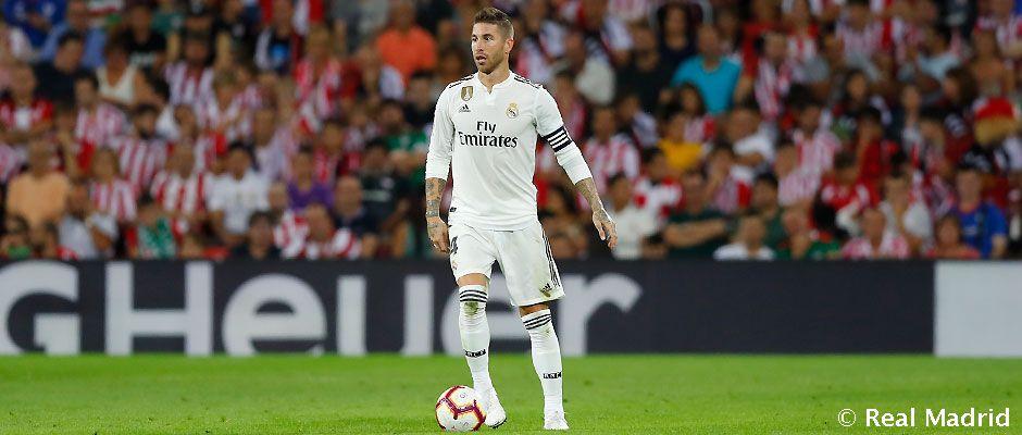 """Sergio Ramos: """"Remíza nie je dobrý výsledok"""