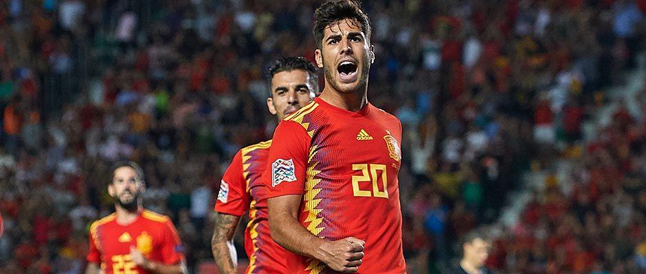 Španieli deklasovali Chorvátov 6-0, úradovali Madridisti