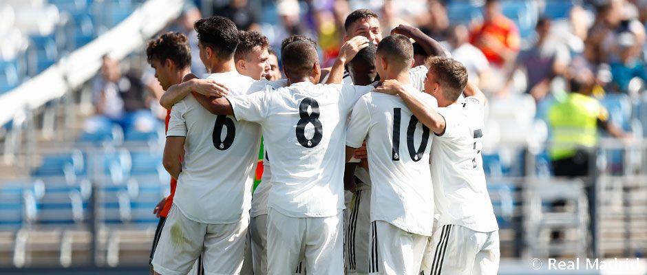 🎥 Castilla doma zvíťazila jednoznačne 3-0, trafil sa aj Vinicius