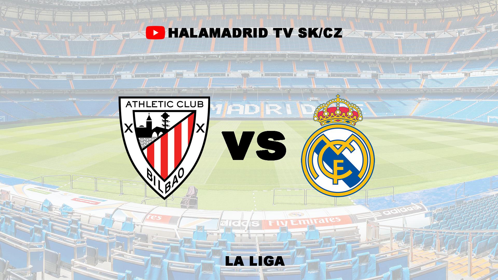 VIDEO PREVIEW: Vo 4. kole La Ligy odohrá Real Madrid ťažký zápas s Athletic Bilbao