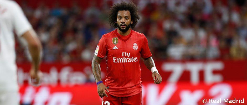 Marcelo je pripravený takmer na 100%