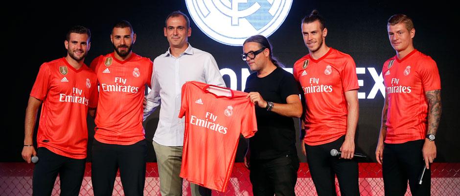 Využite ponuku AmStadion na originálne suveníry Realu Madrid