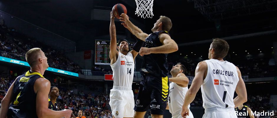 🎥 Real Madrid Baloncesto odštartovali ligu úspešne víťazstvom 88-73 nad Iberostar Tenerife