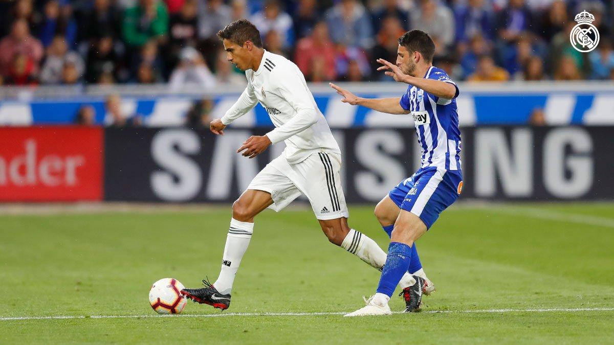 Real Madrid prehral s Alavés 1-0 gólom z 95. minúty, gólové suchoty pokračujú