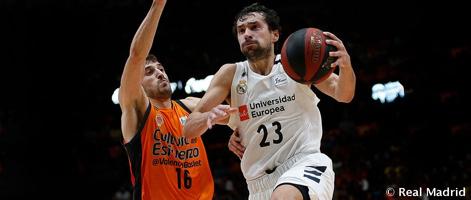 🎥Real Madrid Baloncesto vyhrali vo Valencii 70-88
