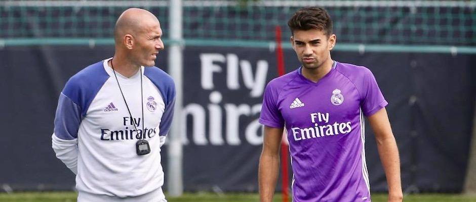 Enzo Zidane: