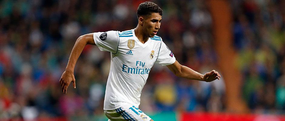 Hakimi sa vracia do Madridu so zranením, v sezóne skončil