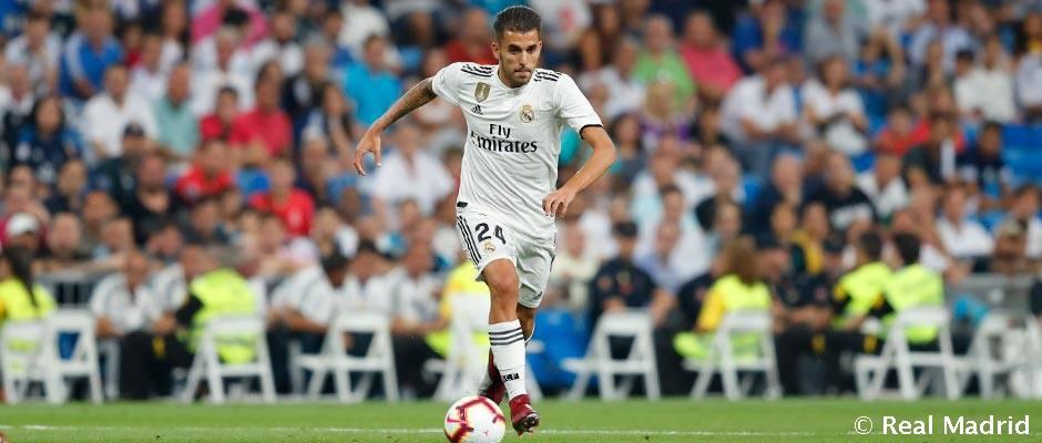 Nominácia: Real Madrid - Melilla