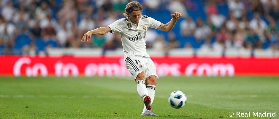 Nominácia: Huesca - Real Madrid