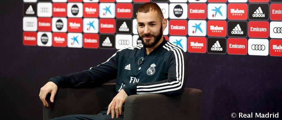 """Benzema: """"Chceme získať trofej z MS Klubov"""""""