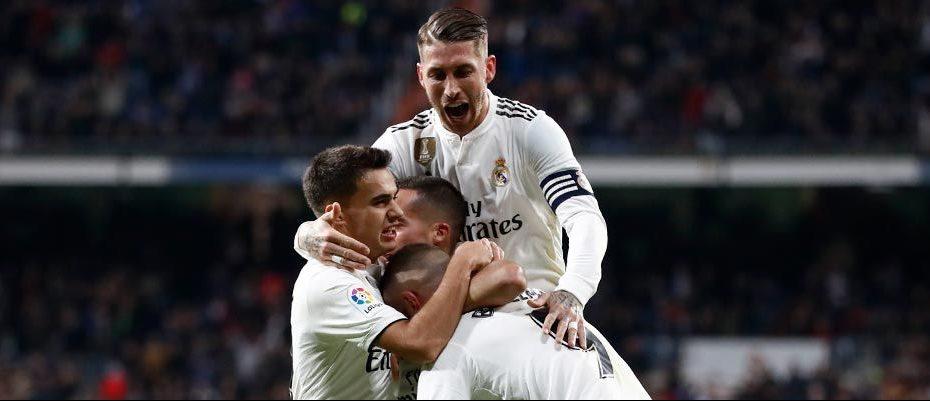 Real Madrid mohol po polčase prehrávať, priebežnú výhru zariadil Sergio Ramos