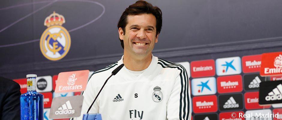 Solari prichádza s podobným scenárom ako Zinedine Zidane