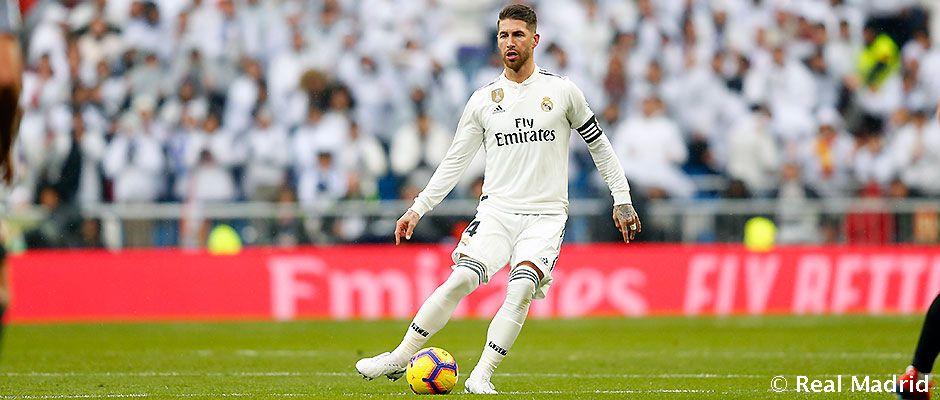 Sergio Ramos vynechá minimálne jeden zápas