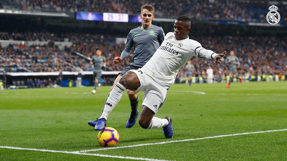 Smola v novom roku pokračuje, Real Madrid doma prehral s Realom Sociedad 0-2