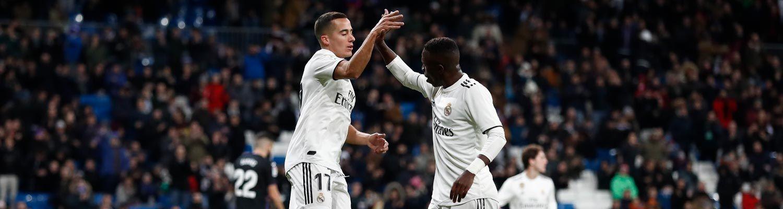 Real Madrid vyhral prvý zápas v roku 2019, v Copa del Rey porazil Leganés