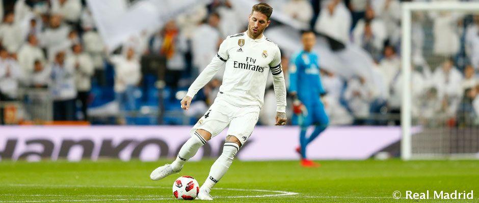Stihne Ramos záver sezóny?