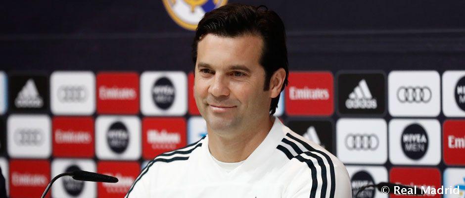 """Solari: """"Musíme ukázať našu intenzitu, energiu a dobrý futbal, aby sme zvládli derby."""""""