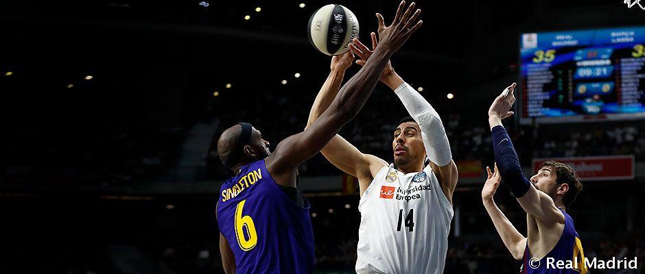 Basketbalistom ušiel titul v Copa del Rey s Barcelonou v poslednej sekunde