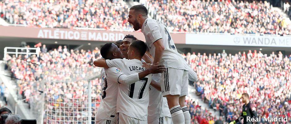 Real Madrid je prvý tím, ktorý v LaLige dosiahol 600 víťazstiev na ihriskách súpera