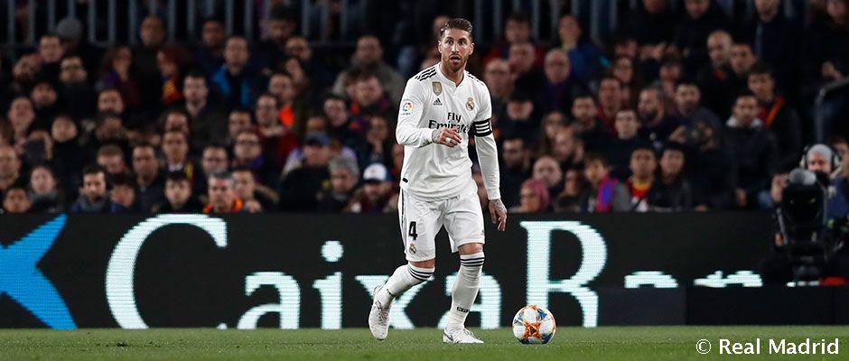 Sergio Ramos odohral štyridsiate El Clásico, žltou kartou vyrovnal negatívny rekord derby