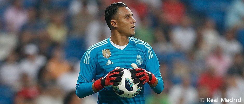Navas načrtol svoje podmienky, keď opustí Real Madrid
