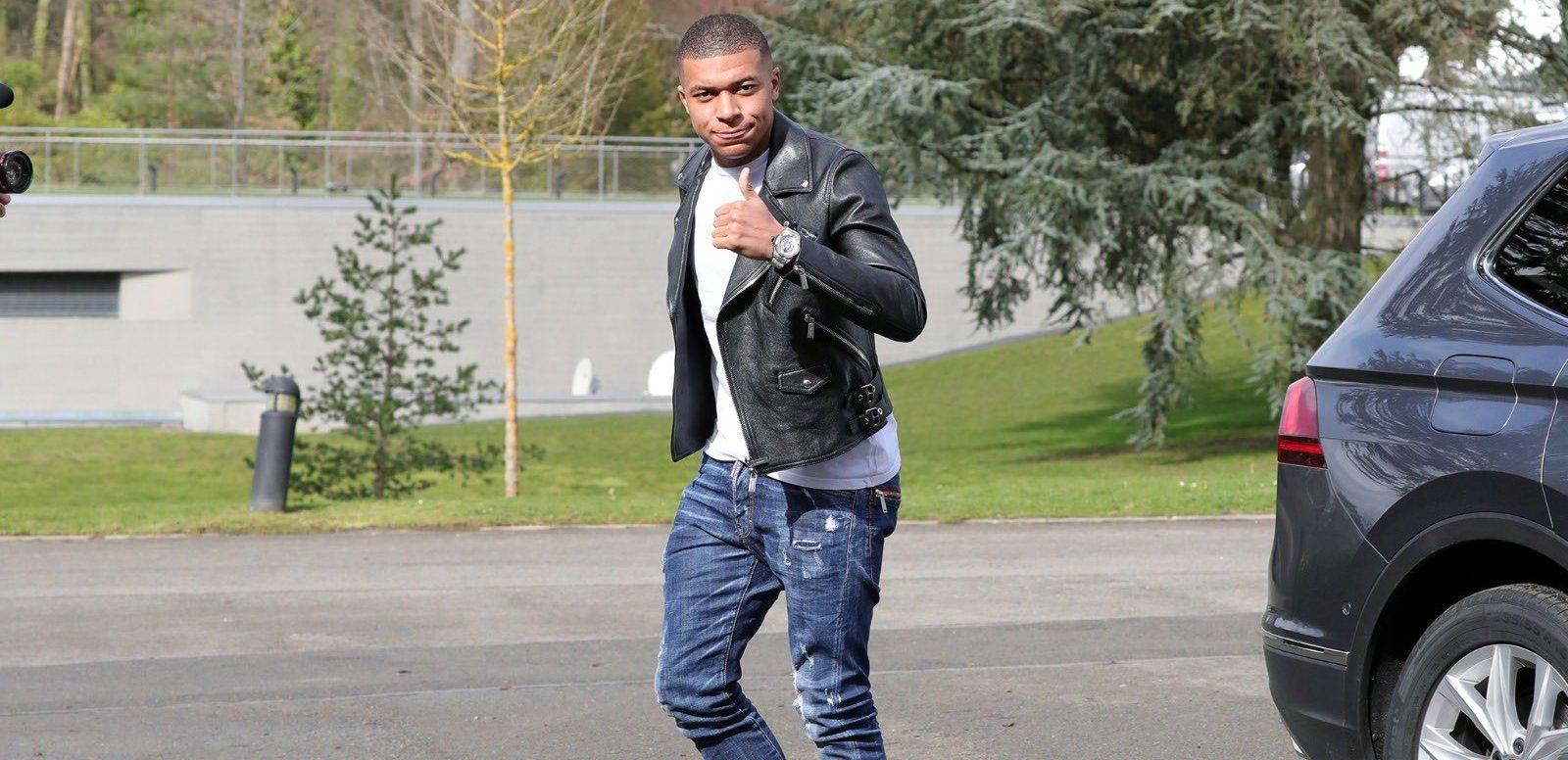 NIKE dopomôže PSG, aby Mbappé zostal