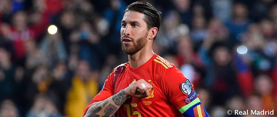 Sergio Ramos má nový cieľ