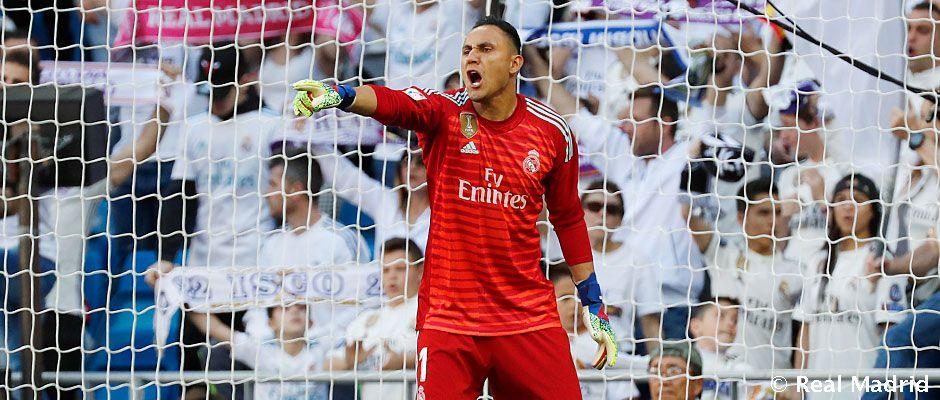 Real Madrid oznámil Navasovi nepríjemnú správu