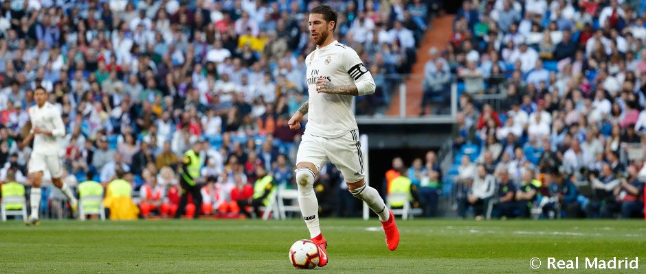 Sergio Ramos je späť